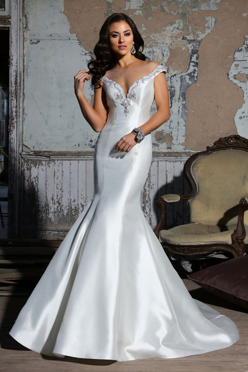 Cristiano Lucci Wedding Dress Deanna