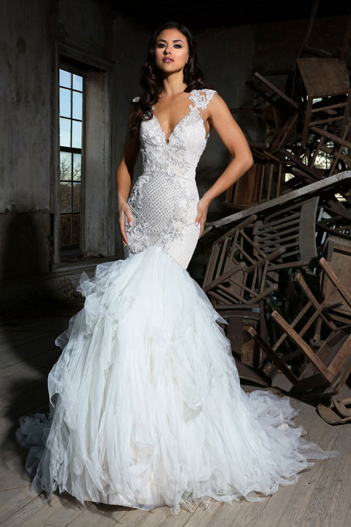 Cristiano Lucci Wedding Dress Zsa Zsa