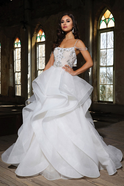 Cristiano Lucci Wedding Dress Pola
