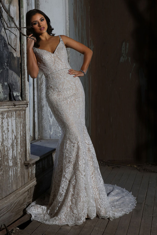 Cristiano Lucci Wedding Dress Leslie