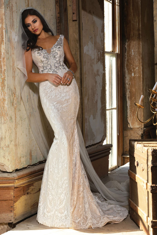 Cristiano Lucci Wedding Dress Peggy