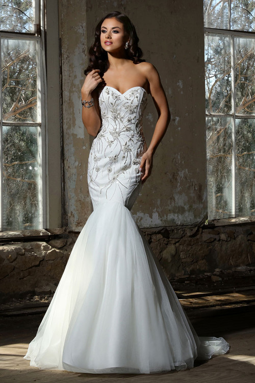 Cristiano Lucci Wedding Dress June