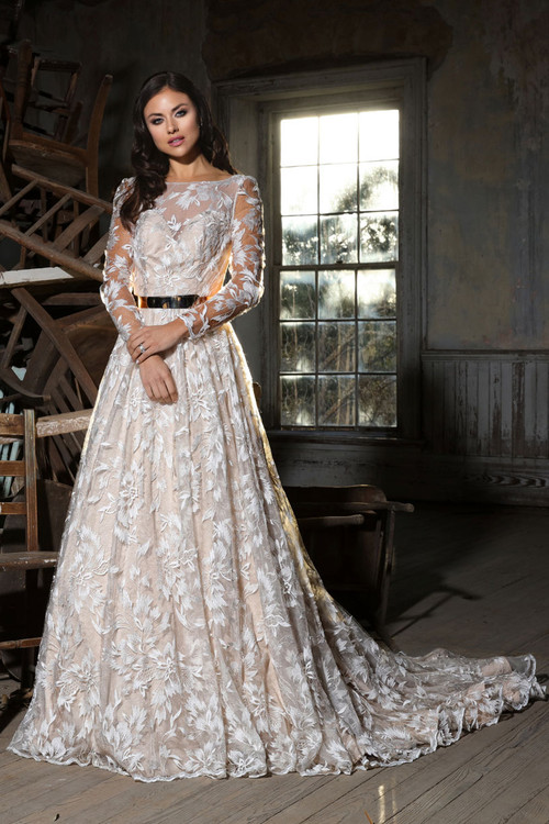 Cristiano Lucci Wedding Dress Alice