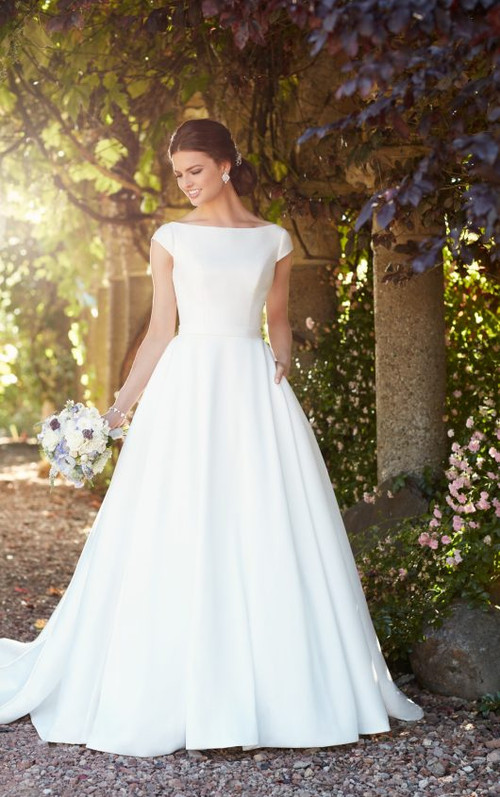 Essense of Australia Wedding Dress D2274