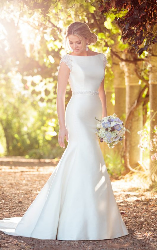Essense of Australia Wedding Dress D2241