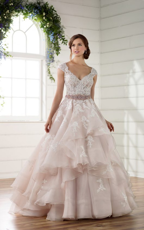 Essense of Australia Wedding Dress D2273