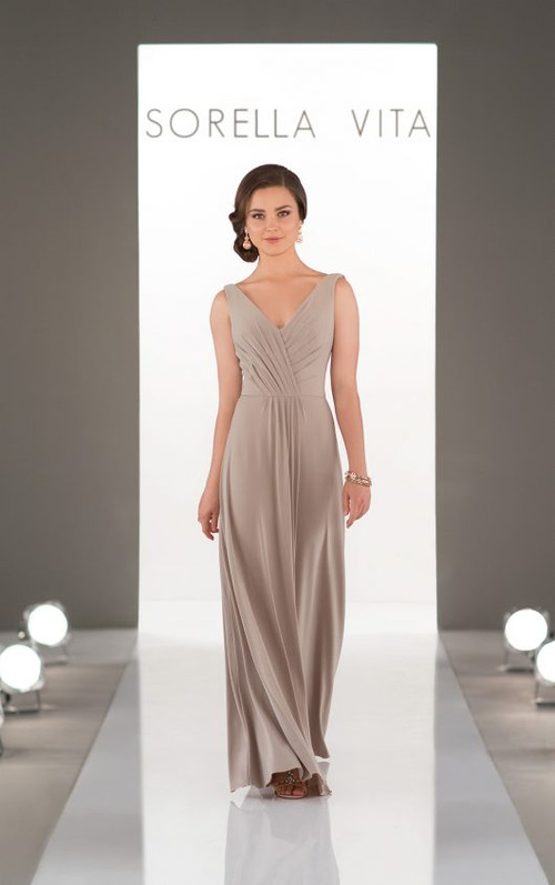 Sorella Vita Bridesmaid Dress 8862