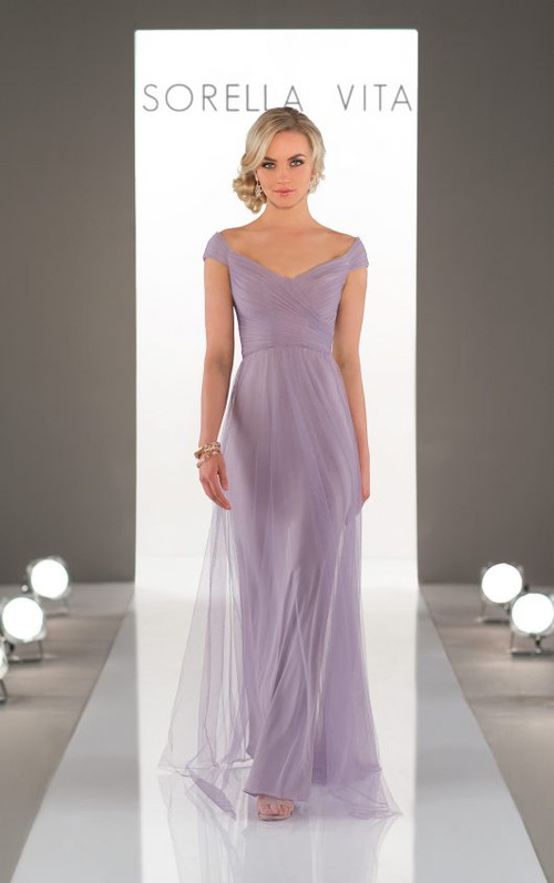 Sorella Vita Bridesmaid Dress 8920