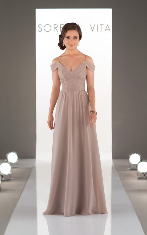 Sorella Vita Bridesmaid Dress 8922