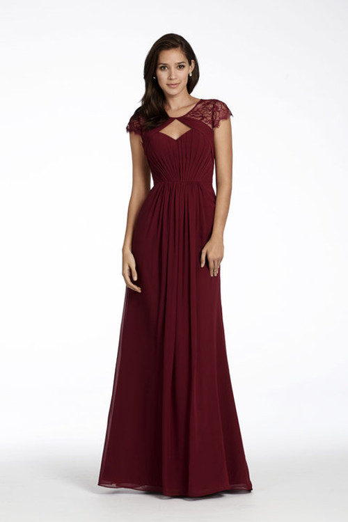 Hayley Paige Occasions Bridesmaid Dress 5709