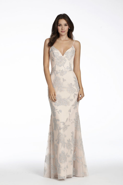 Hayley Paige Occasions Bridesmaid Dress 5717