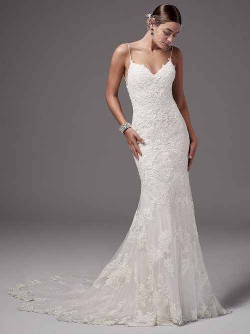 Sottero and Midgley Wedding Dress Bristol (7SC370)