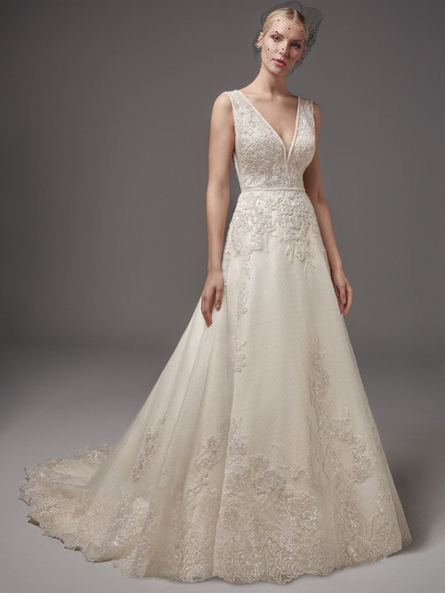 Sottero and Midgley Wedding Dress Alba