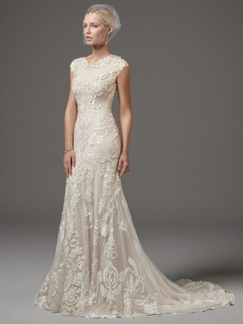 Sottero and Midgley Wedding Dress Suzanne Rose
