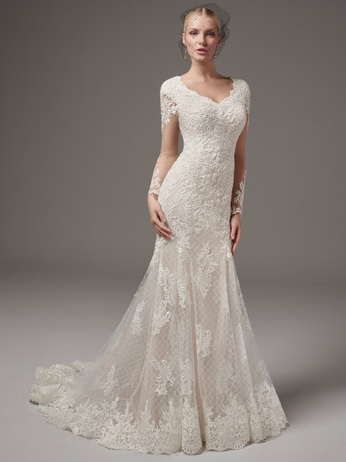 Sottero and Midgley Wedding Dress Melrose Lynette