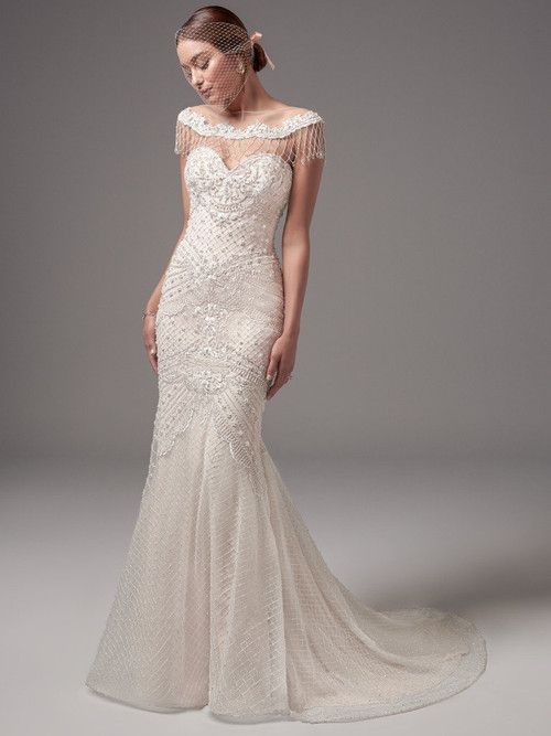 Sottero and Midgley Wedding Dress Annika