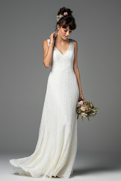 Willowby Wedding Dress Brighton