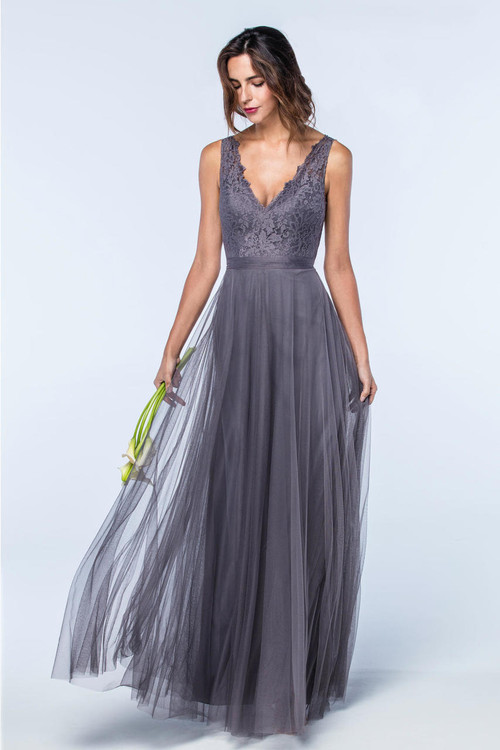 Watters Bridesmaids Dress Desiree