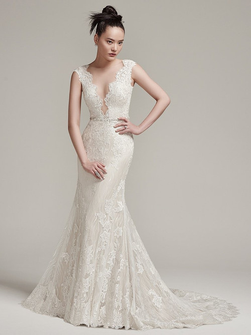 Sottero and Midgley Wedding Dress Wyatt (6SW767)
