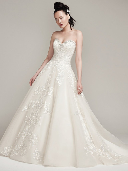 Sottero and Midgley Wedding Dress Olga