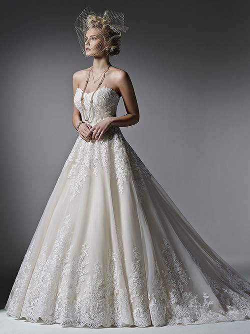 Sottero and Midgley Wedding Dress Zelinda