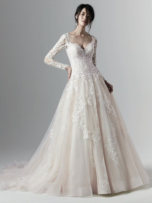 Sottero and Midgley Wedding Dress River 9SC841