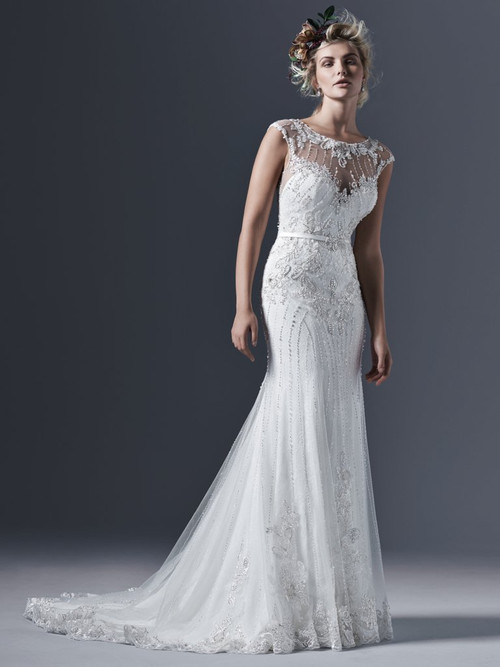 Sottero and Midgley Wedding Dress Beckett