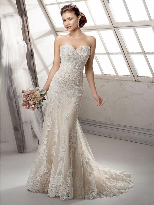Sottero and Midgley Wedding Dress Viera