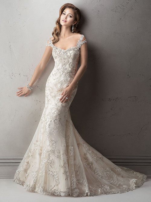 Sottero and Midgley Wedding Dress Ettiene