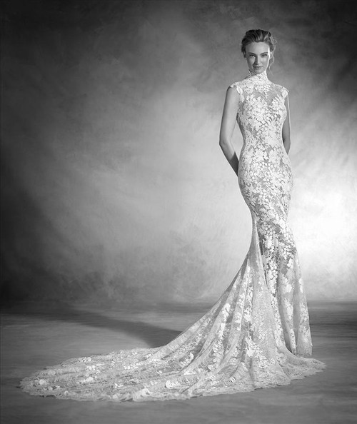 Atelier Pronovias Wedding Dress Nikol