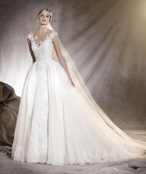 Pronovias Wedding Dress Adela