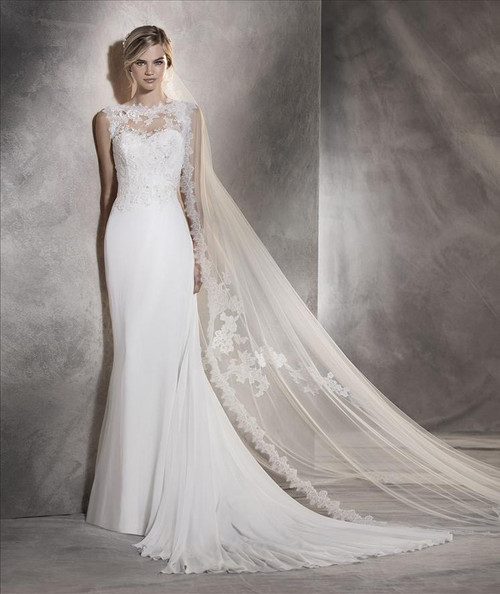 Pronovias Wedding Dress Agora