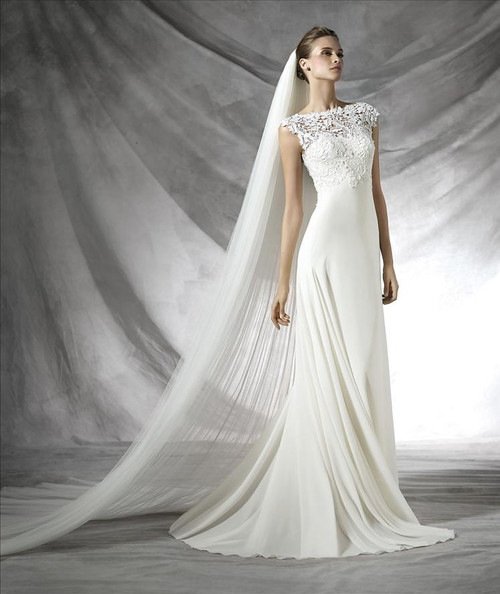 Pronovias Wedding Dress Tacey