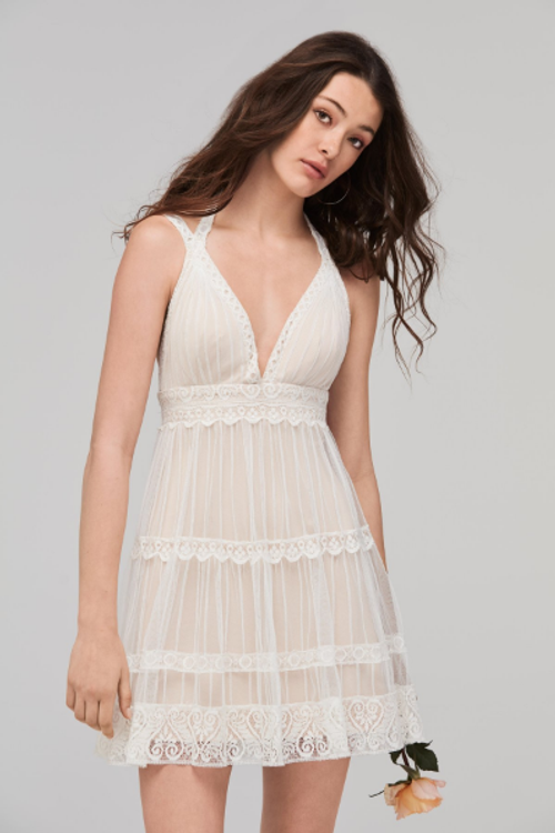 Willowby Wedding Dress Sonoran Short Version