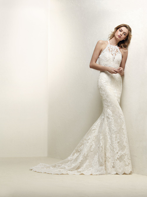Pronovias Wedding Dress Drabat