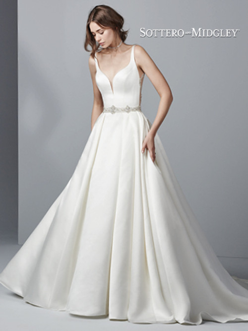 Sottero and Midgley Wedding Dress Gavin