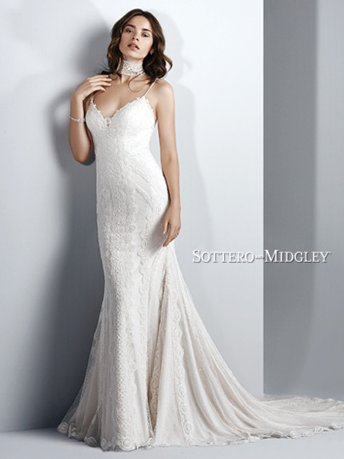 Sottero and Midgley Wedding Dress Nrissa