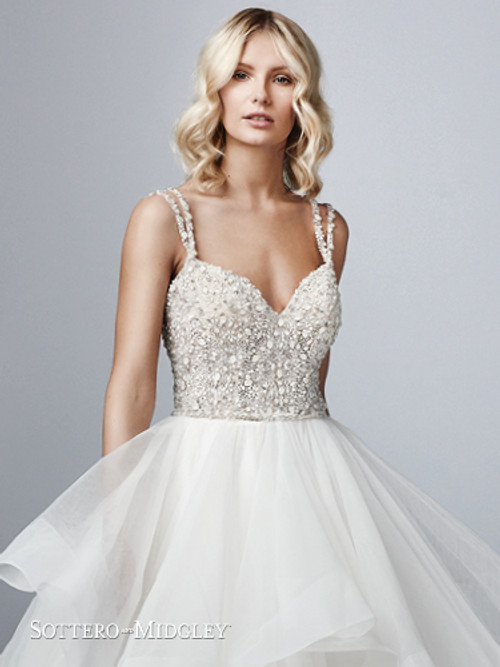 Sottero and Midgley Wedding Dress Micah