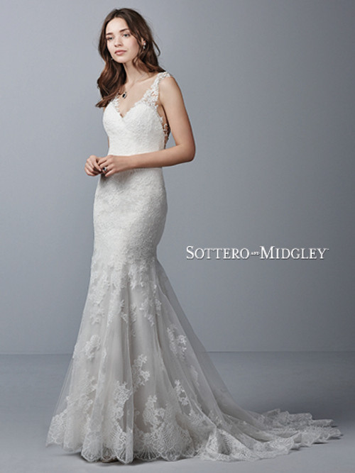 Sottero and Midgley Wedding Dress Palmer