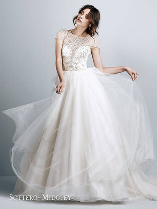 Sottero and Midgley Wedding Dress Emery
