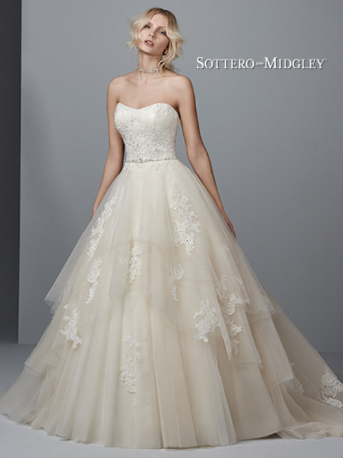 Sottero and Midgley Wedding Dress Idris