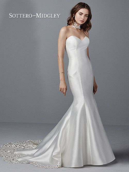 Sottero and Midgley Wedding Dress Eldridge (7SC988)
