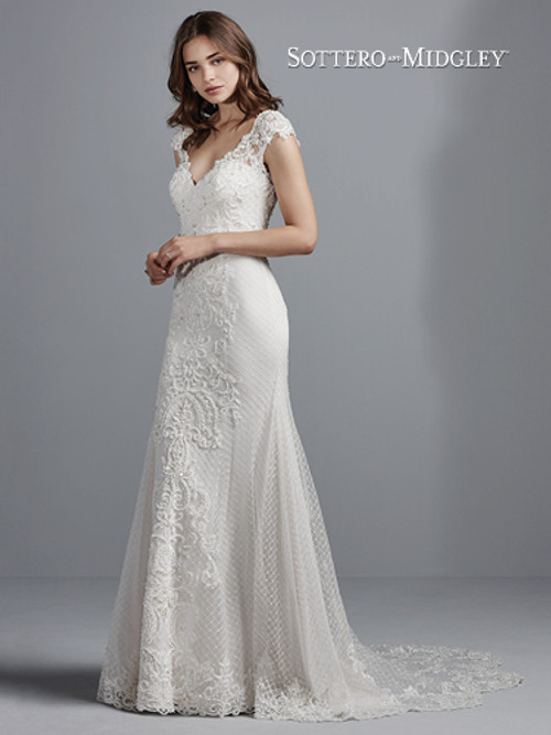 Sottero and Midgley Wedding Dress Finn (7SC989)