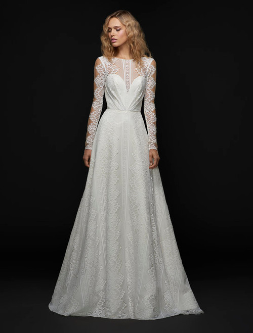 Blush By Hayley Paige Wedding Dress Bandit (1758)
