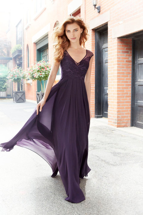 Hayley Paige Occasions Bridesmaid Gown Style 5750