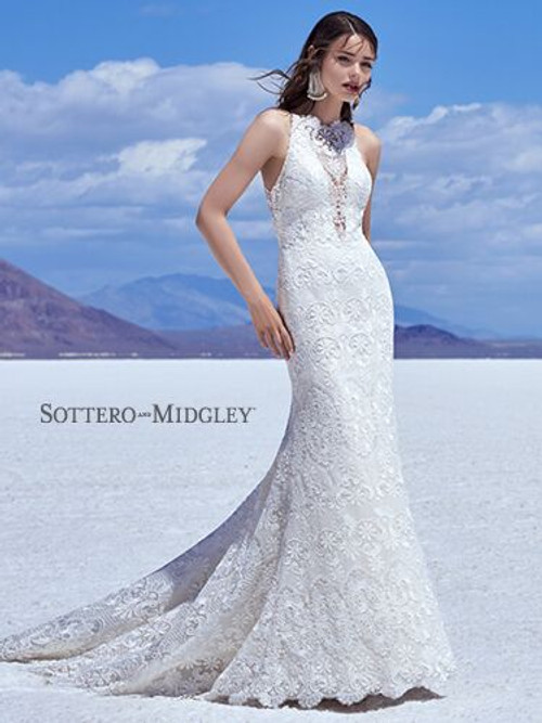 Sottero and Midgley Wedding Dress Zayn (8SC565)