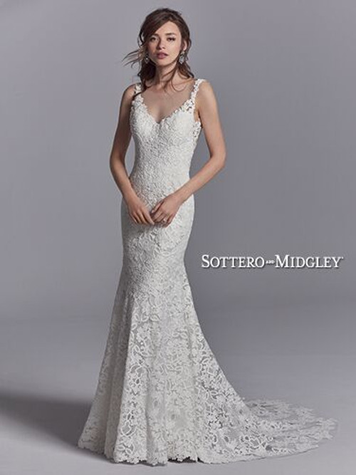 Sottero and Midgley Wedding Dress Presca