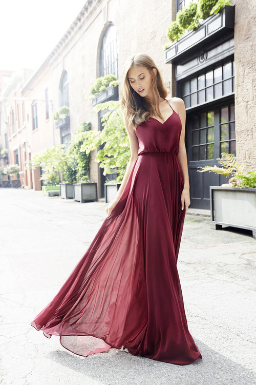 Hayley Paige Occasions Bridesmaid Dress 5752