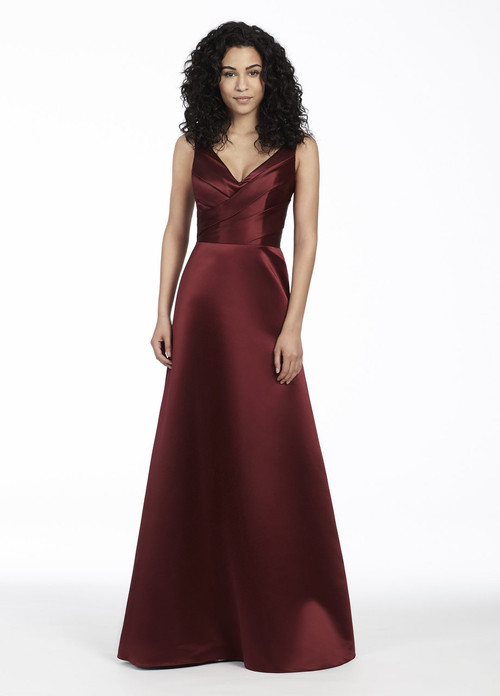 Hayley Paige Occassions Bridesmaid Dress 5753