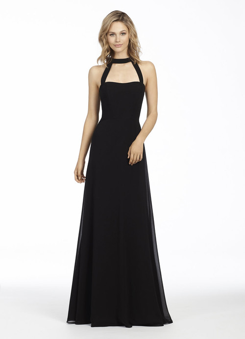 Hayley Paige Occasions Bridesmaid Dress 5755